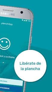 PlanchApp - náhled