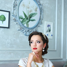 Wedding photographer Kristina Bilusyak (Kristin). Photo of 06.06.2015