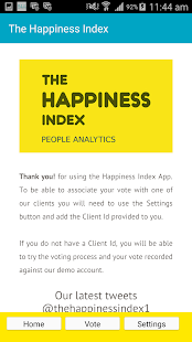 The Happiness Index- screenshot thumbnail