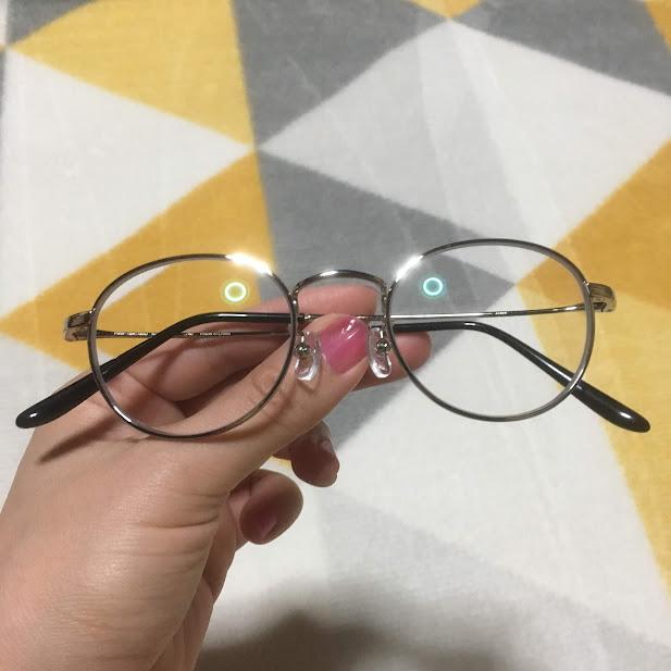 メガネクロスも専用洗剤も要らない!私の簡単メガネケア
