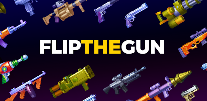 Flip the Gun - Simulator Game