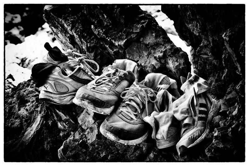 Le vittime di una lunga camminata di bondell