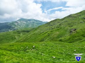 Photo: Monte La Nuda da una via di fuga