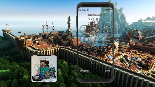 Lock Screen for Minecraft Fans 1.5 screenshots 7
