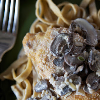 Lightened-Up Chicken Marsala