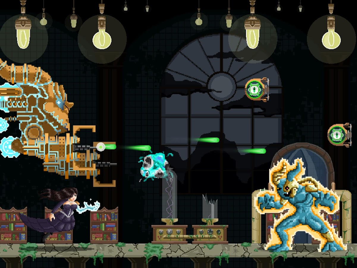 Malevolent Machines- screenshot