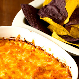 Hot Corn, Pepper and Cheese Dip