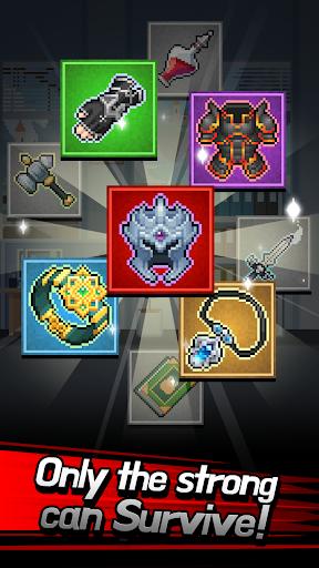 Dungeon Corporation VIP: An auto-farming RPG game! 3.47 screenshots 6