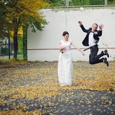 Wedding photographer Andrey Volovik (volandjoiandrey). Photo of 21.10.2014