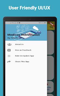 Download Medicos Abbreviation :Medical Short Form Offline For PC Windows and Mac apk screenshot 10