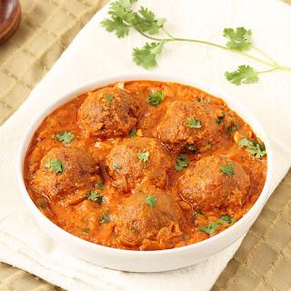 Lauki Kofta Curry