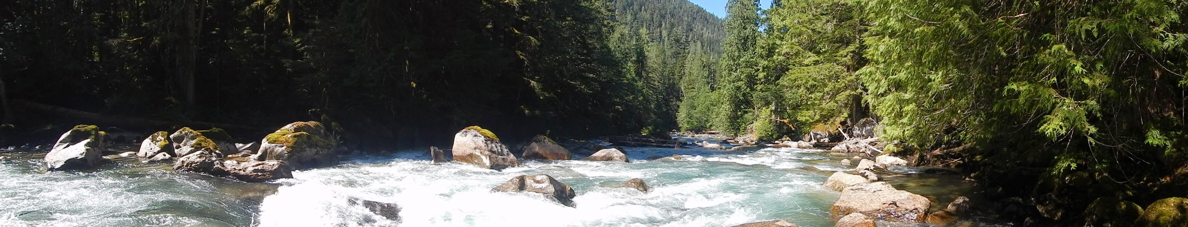 Photo: North Fork Sauk river