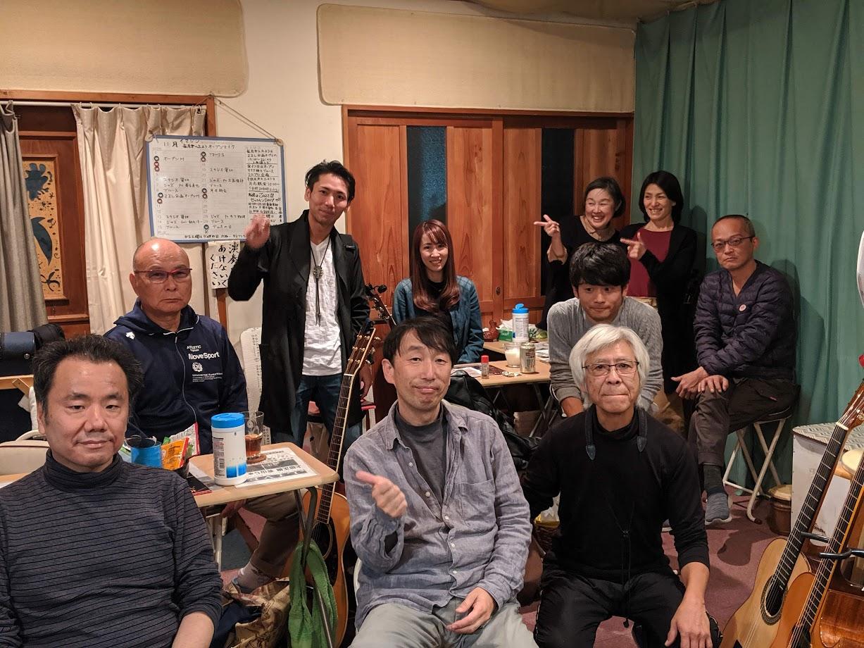 11月9日 74回目のZZL in イマジン