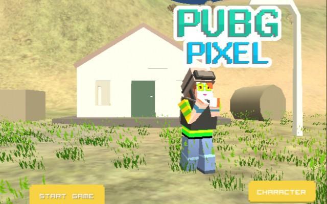 Pubg Pixel