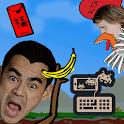 Monkey VS Evil Chicken 猴子vs恶鸡