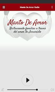 Manto De Amor Radio - náhled
