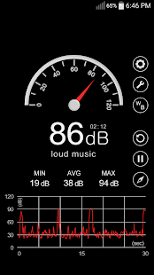 Sound Meter- screenshot thumbnail