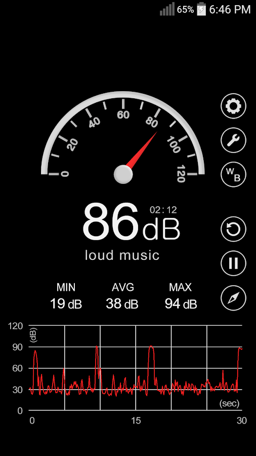 Sound Meter - Android Apps on Google Play