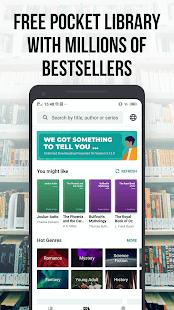 App AnyBooks—Full download Free Library Offline Reader APK for Windows Phone