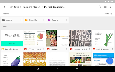 Google Drive APK screenshot thumbnail 14
