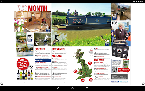 Canal Boat Magazine screenshot 6