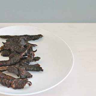 Blackberry Beef Jerky.