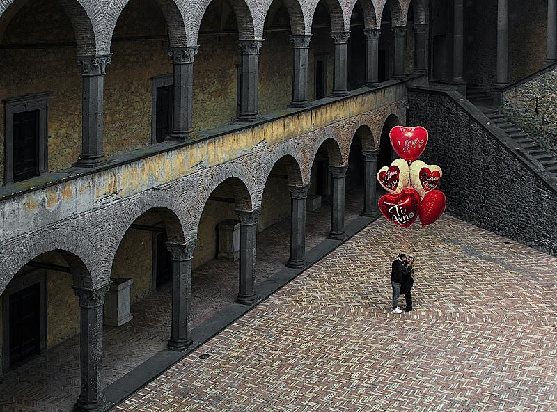 Amore nel Castello di Alduccio