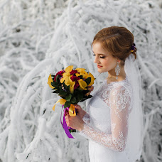 Wedding photographer Mikhail Nikiforov (PhotoNM). Photo of 15.01.2016