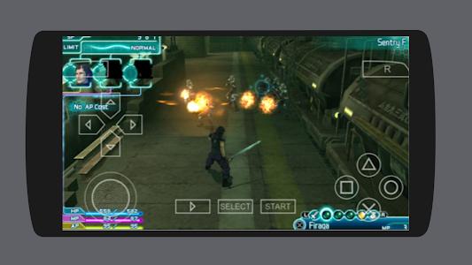 PPSSPP Emulator PSP PRo 4
