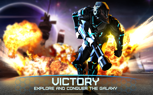 Rivals at War: 2084 screenshot 9