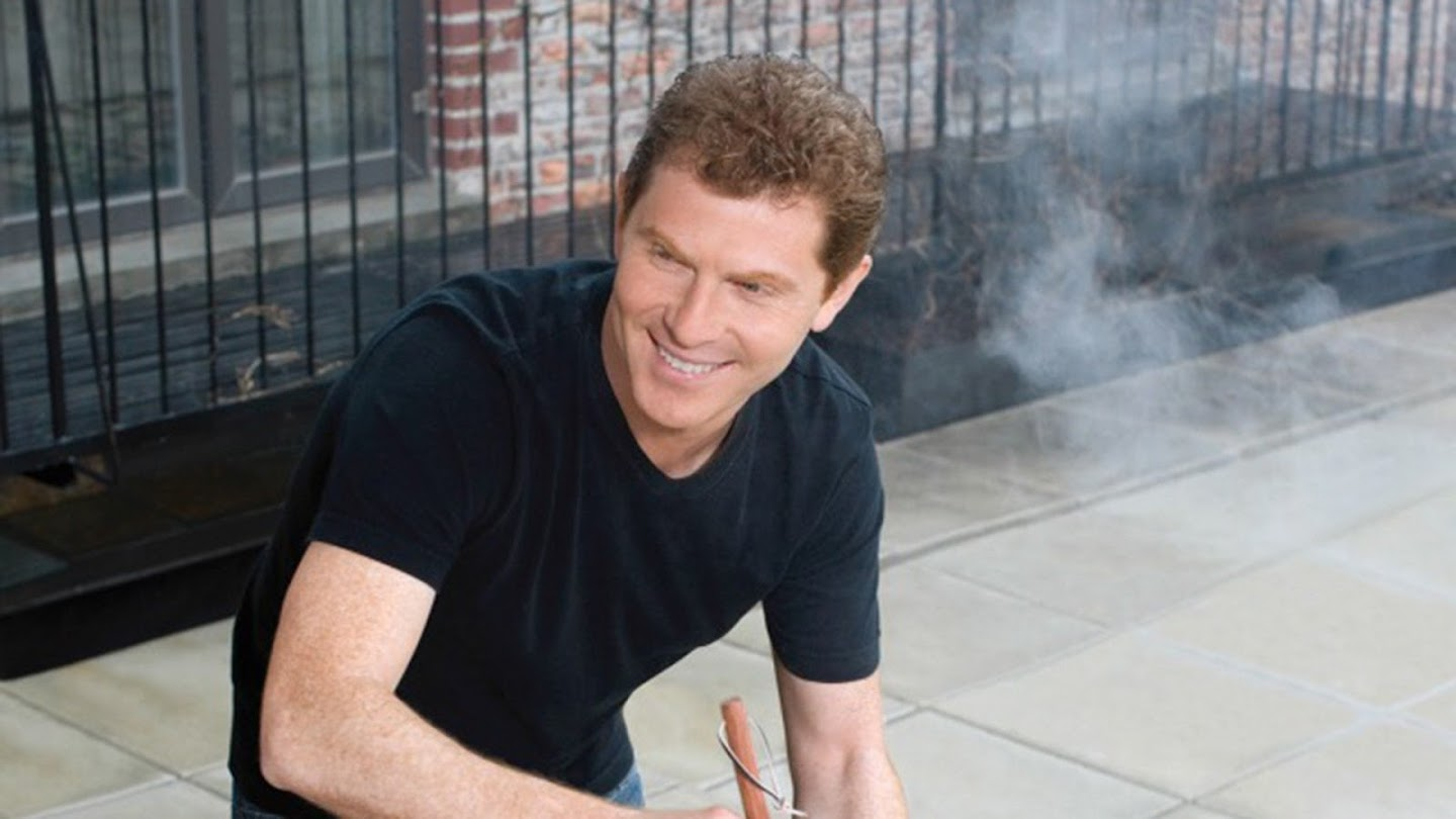 Watch Grill It! With Bobby Flay live