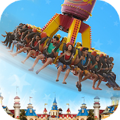 Amusement Theme Fun Park 3D