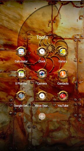 無料个人化Appのノーチラスソロランチャーのテーマ|記事Game