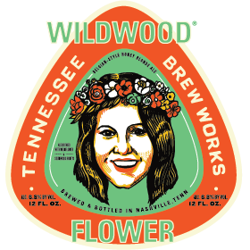 Logo of Tennessee Brew Works Willdwood Flower