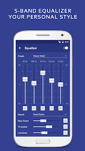 Pulsar Music Player Pro Mod Apk (Patcher) 4