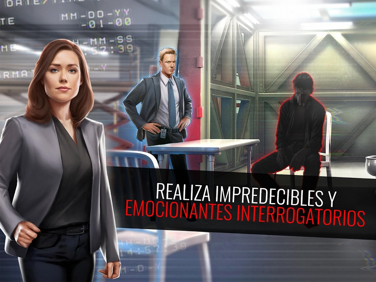 The Blacklist: La conspiración: captura de pantalla