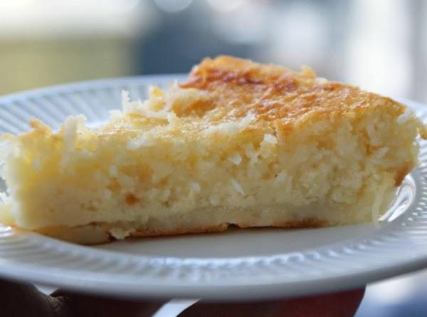 Impossible Pie Recipe