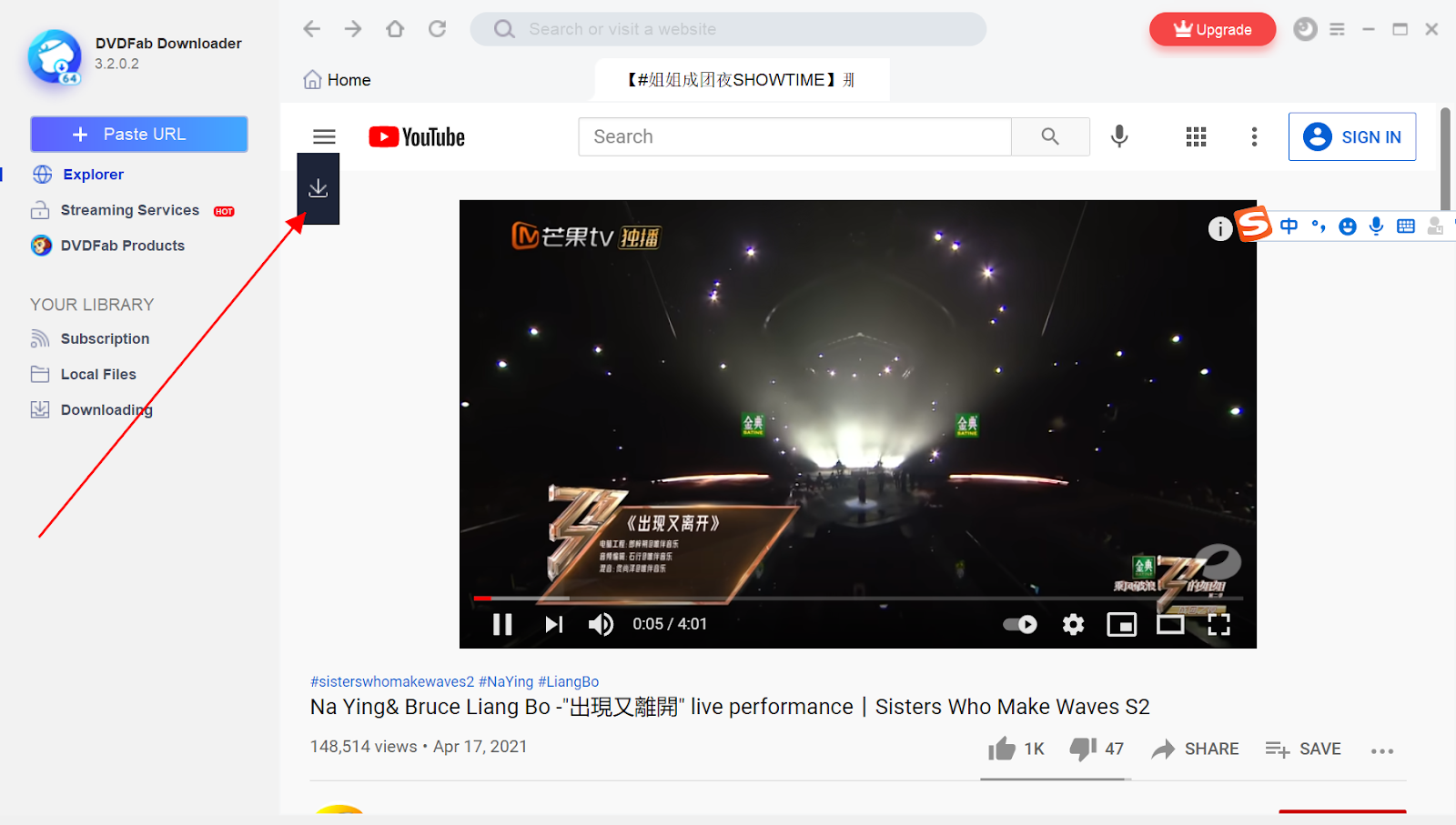 Download YouTube Videos on PC