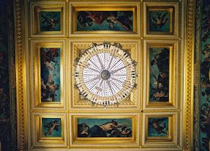 Photo: plafond salle Delacroix