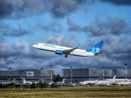 Why 737 Fuselages Are Delivered To The Boeing Factory On Trains