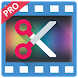 AndroVid Pro - ビデオエディタ