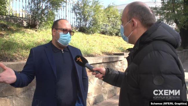 Пізніше Нагаєвський пояснив журналістам: «Просто хотілося, щоб якась справедливість була віднайдена в цьому питанні»