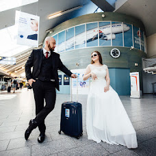 Jurufoto perkahwinan Aleksandr Trivashkevich (AlexTryvash). Foto pada 05.09.2017