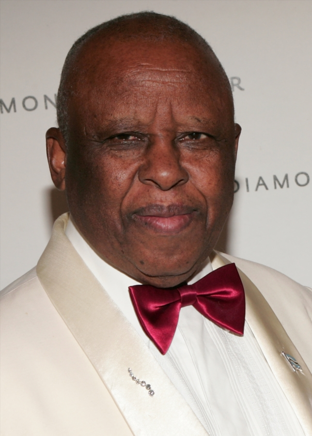 Former President of Botswana Festus Mogae attends a private pre-Oscar dinner celebrating Diamonds In Africa hosted by Julianne Moore at the Chateau Marmont on February 21, 2009 in West Hollywood,
