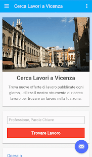 Offerte di Lavoro Vicenza - náhled