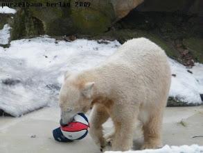 Photo: Der andere Ball kommt dran ;-)