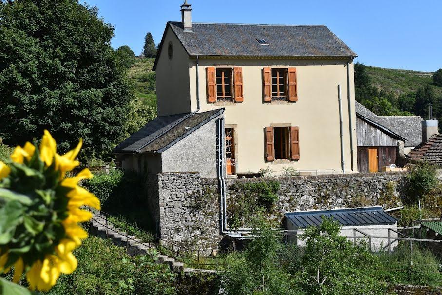 Vente maison 5 pièces 109 m² à Dourbies (30750), 212 000 €