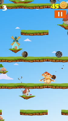 Sticky Jump - Double Trouble - screenshot