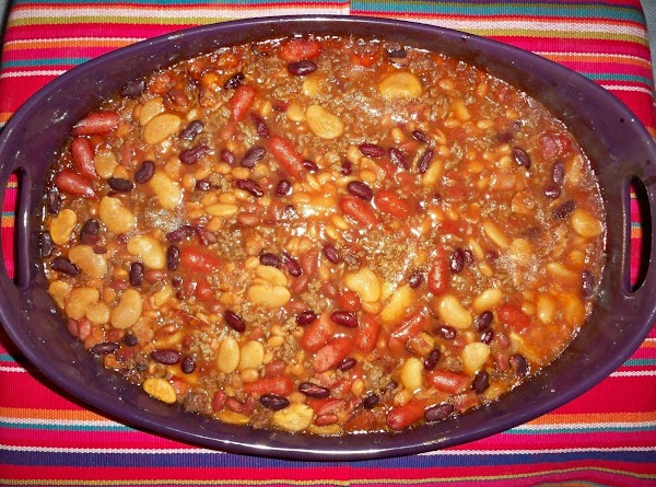 Calico Beans-annette's Recipe