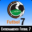 Entrenamiento Futbol 7 icon